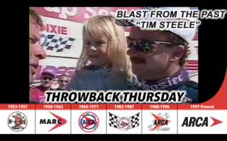 Tim Steele Takes Talladega