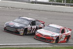 Burton Battles Past Sargeant for First Career ARCA Win