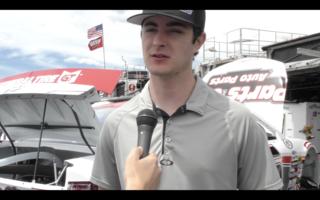Spencer Davis Race #2 with Venturinis