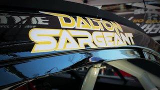 Dalton Sargeant Wins at Iowa