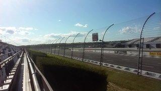 Lap 5 (Pocono June race)