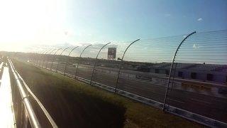 Final lap (Pocono June race)