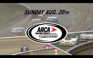 ARCA heads back to the clay at Springfield