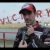 Theriaults quick message to Maine from victory lane at DuQuoin