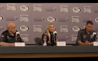 Natalie Decker 2018 season announcement