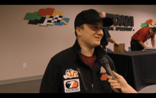 Midwest Tour rookie of the year Ostdiek happy to be at Daytona