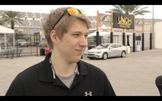 Runyon has great 20 lap experience with the Road to Daytona Program