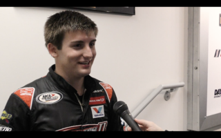 Holmes talks about Day 1 and changing everything in Bret Holmes Racing
