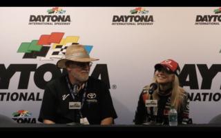 Natalie Decker GT Pole Award Full Press Conference