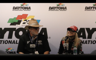 Natalie Decker GT Pole Award Full Press Conference