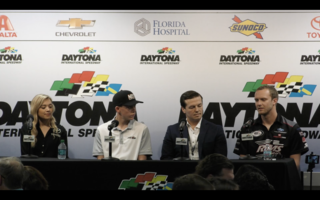 Press Conference: Rookie drivers speak about SCOTT Rookie Challenge