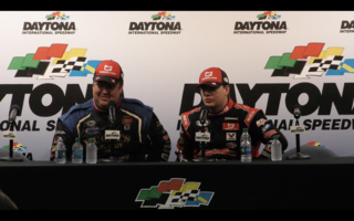 Willie Mullins post race interview at Daytona
