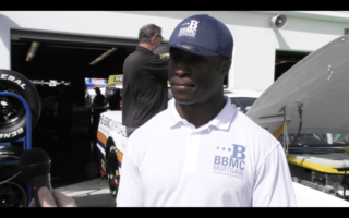 More ARCA races for Jesse Iwuji in 2018