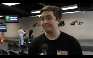 Brandon Grosso talks about upcoming rookie season