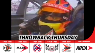 Paul Menard wins pole and Kimmel takes 6th win in 2003 at Winchester