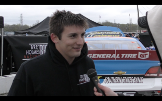 Holmes expecting a strong season from BHR