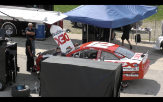 MDM Motorsports first through the gates at Toledo; testing for Menards 200