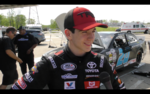 Video: Chandler Smith looking for first ARCA win at Toledo