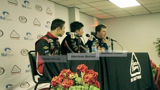 Purdy, Burton, and Creed Q and A