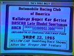 1985 Kroger 200 at Lucas Oil Raceway