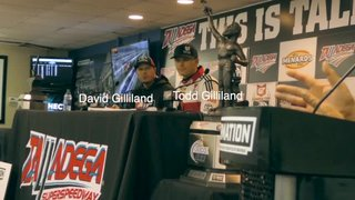 Todd Gilliland Takes Home The Trophy: Press Conference