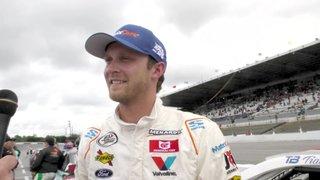 Travis Braden- Current Points Leader After Nashville Race