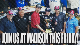 PREVIEW VIDEO: Join Us At Madison This Friday!!