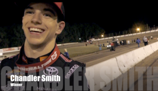 Chandler Smith Gets ARCA Win Number Four