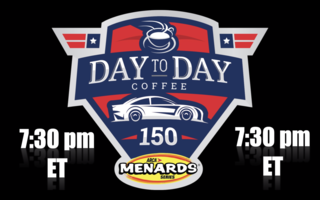 Day to Day Coffee 150 - ARCA Racing