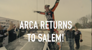 VIDEO PREVIEW: ARCA RETURNS TO SALEM