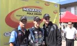 VIDEO: Mitchell on Menards Pole at Michigan