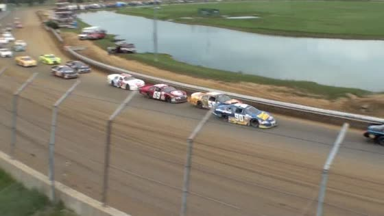 VIDEO: DuQuoin mile dirt race-rewind; Enfinger fast at the fairgrounds