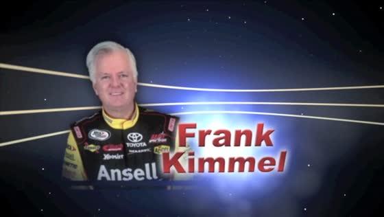 VIDEO: Frank Kimmel Feature