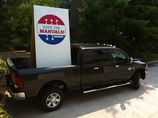 Save The Manuals Dodge Ram Side