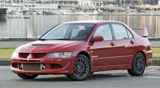 Mitsubishi Lancer Evolution Viii Mr 2005 1600x1200 Wallpaper 01