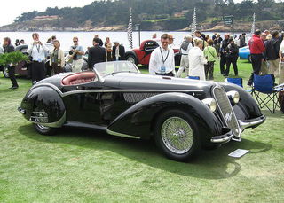 1937 Alfa Romeo 8 C 2900 B