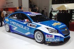 Q: What's the coolest Chevy Cruze on earth? A: This WTCC race car.