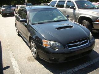 Subaru Legacy Wagon GT