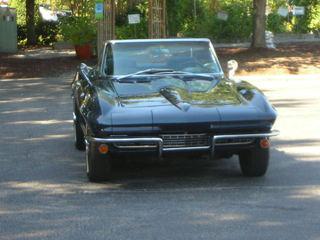 '63-'67 Corvette Stingray Conv.