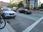 Two BMW 750Li's