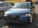 2013 Audi A4 2.0 Front