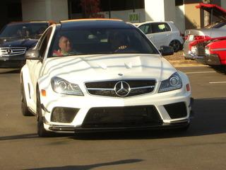 Mercedes-Benz C63 AMG Black Series Coupe