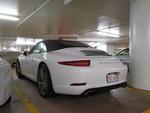 2013 Porsche 911 Cabrio