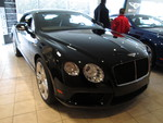 Bentley Continental GT V-8