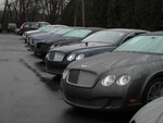 Only a little bit of the incredible Bentley Lineup
