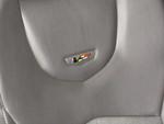 Cadillac CTS-V coupe headrest