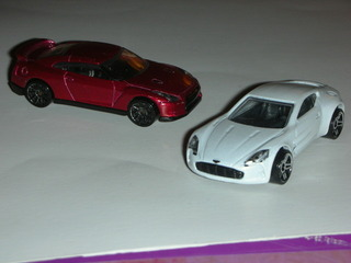 Hotwheels And Matchbox Cars 011