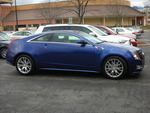 2013 Cadillac CTS 3.6 Coupe