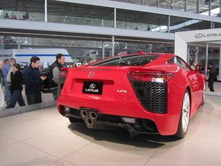 2013 Lexus LFA