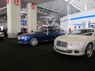 2013 Bentley Continentals